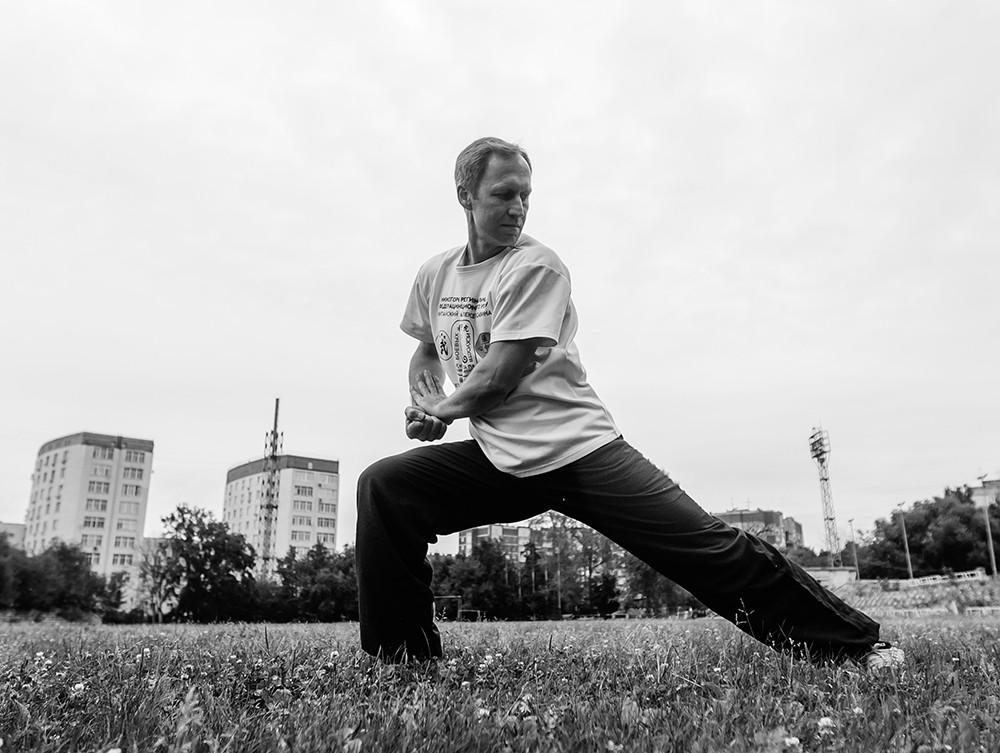 О мотивации в боевых искусствах