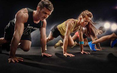 47 упражнений для тренировки с собственным весом